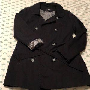 H&M thin Trench coat